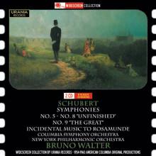 Schubert: Sinfonie Nn.5 - 8 & 9