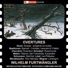 AA.VV.: Furtwangler dirige Overtures