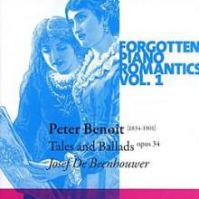 Benoit Peter: Tales And Ballads Op.34