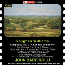 Vaughan Williams: Sinfonie Nn. 2 & 5