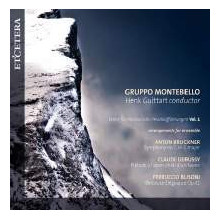 Bruckner - Debussy - Busoni:mus.orchestrale