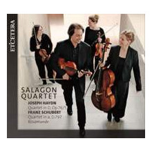 HAYDN - SCHUBERT: String Quartets