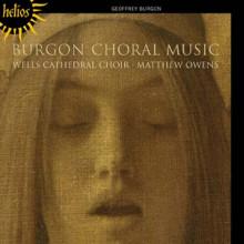 BURGON GEOFFREY: Musica corale