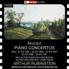 Mozart: Concerti per piano (Rubinstein)