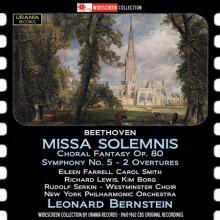 Beethoven: Messa Solenne - Fantasia Op.80