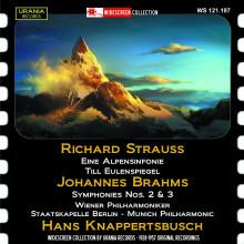 Knappertsbush Dirige Brahms E Strauss