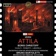 Verdi: Attila (christoff - Guelfi - Roberti)