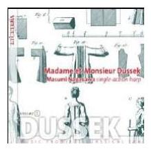 Dussek & Corry Dussek: Musica Per Arpa