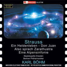 Strauss: Pezzi Orchestrali
