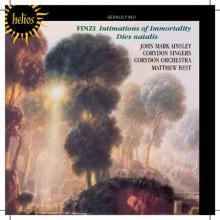 FINZI: Intimations of Immortality....