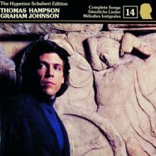 SCHUBERT EDITION:VOL.14 THOMAS HAMPSON