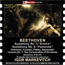 Beethoven: Sinfonie Nn.3 & 6 - Overtures
