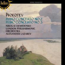 PROKOFIEV: Concerti per piano NN.2 & 3