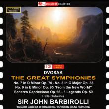 DVORAK:Sinfonie NN.7 - 8 - & 9 e altre opere