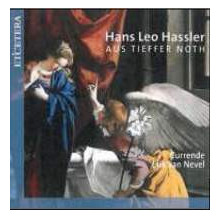 Hassler H.l.: Sacred And Secular Music