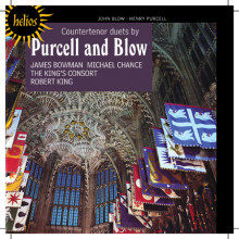 PURCELL - BLOW: Countertenor duets