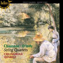 CHAUSSON - D'INDY: Quartetti per archi