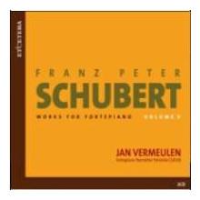 SCHUBERT: Opere per fortepiano - Vol.5