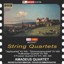 MOZART: Quartetti per archi