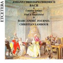 BACH J.C.F.: Sonate per flauto (Int.)
