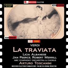 VERDI: La Traviata(Albanese - Peerce.....)