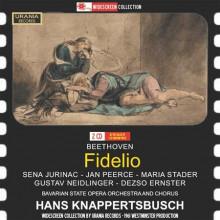 BEETHOVEN:Fidelio(Jurinac - Peerce - Stader)