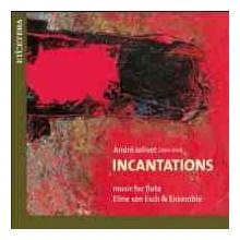 JOLIVET: Incantations - musica per flauto