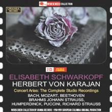 Schwarkopf - Karajan: Concert Arias
