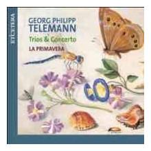 Telemann: Trii E Concerti
