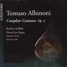Albinoni: Integrale Delle Cantate Op.4