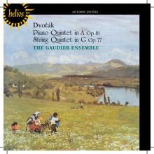 DVORAK: Quintetti Op.81 & Op.77