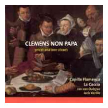 CLEMENS NON PAPA: Priest et bon vivant