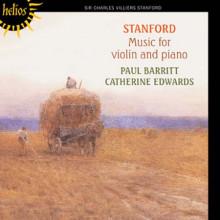 VILLIERS STANFORD:Opere x violino e pf