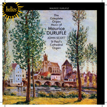 Durufle: The Complete Organ Music