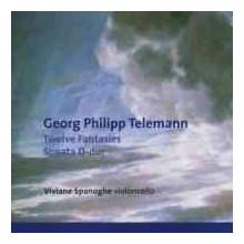 Telemann: 12 Fantasie - Sonata