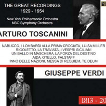 Toscanini:grandi Registrazioni 1929 - 1954
