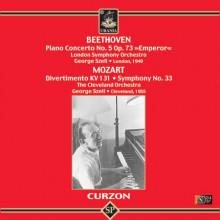 Curzon esegue Beethoven e Mozart