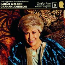SCHUBERT EDITION:VOL.8 SARAH WALKER