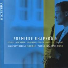 AA. VV.: Musica del XX sec.per clarinetto e piano