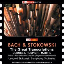 Stokowski Dirige Bach - Debussy - Respighi