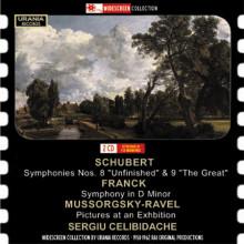 Celibidache Dirige Schubert - Franck - Ravel