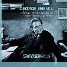 ENESCU: Sonate per cello e piano
