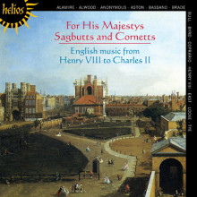 AA.VV.: English music from Henry VIII...