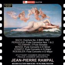 J.p.rampal Esegue Bach - Pergolesi - Benda..