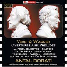 Verdi & Wagner: Overture E Preludi