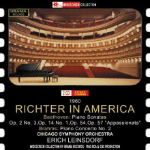 Richter In America - 1960 - Beethoven - Brahms