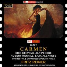 BIZET: Carmen (Stevens - Peerce - Merrill)