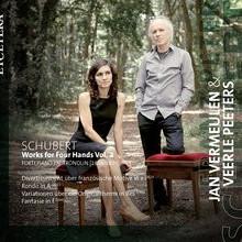 Schubert:opere Per Piano A 4 Mani - Vol.2