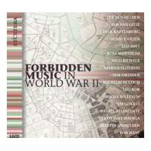 AA.VV.: FORBIDDEN MUSIC IN WORLD WAR II