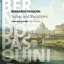 Pasquini Bernardo: Suites And Variations
